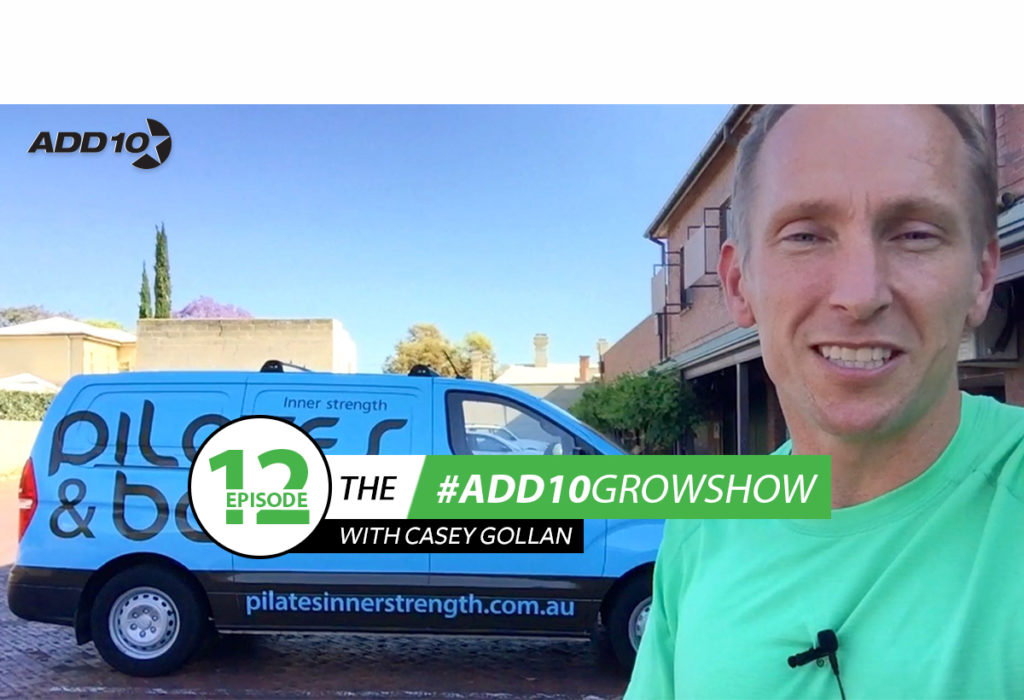 The #Add10GrowShow #12: Why You Should Be Using Vehicle Signage