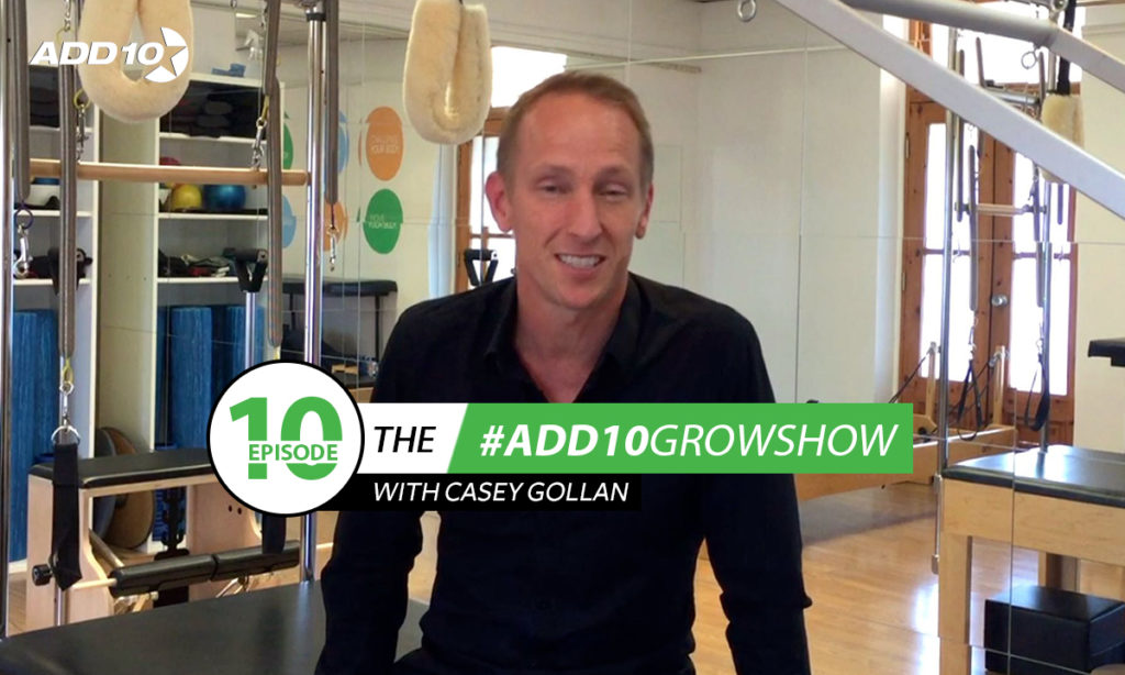 The #Add10GrowShow #10: Lead Generation For Offline Businesses