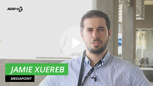 "[Add10 Accelerator Highlights] ""Gave Me The Extra Dimension"" - Jamie Xuereb, Mediapoint"