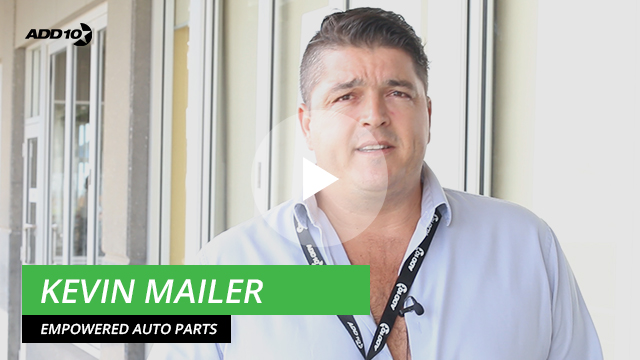 "[Add10 Accelerator Highlights] ""Loved Masterminding!"" - Kevin Mailer, Empowered Auto Parts"