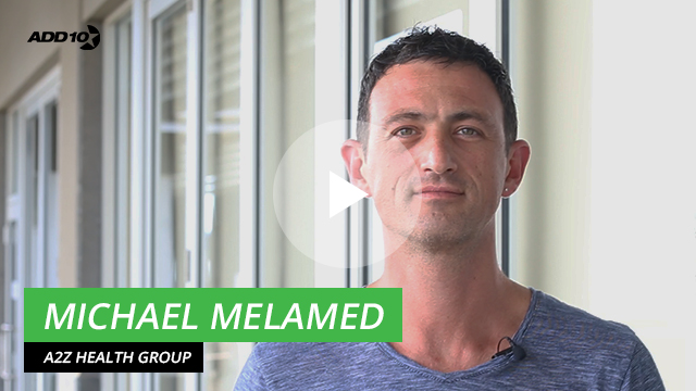 "[Add10 Accelerator Highlights] ""These two Days were EPIC"" - Michael Melamed, A2Z Health Group"