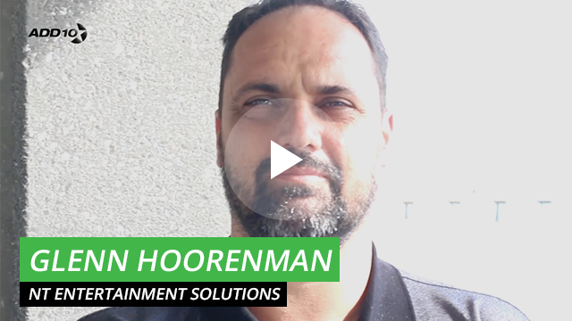 "[Add10 Accelerator Highlights] ""The Workshop Help Me Get Motivated."" - Glenn Hoorenman, NT Entertainment Solutions"