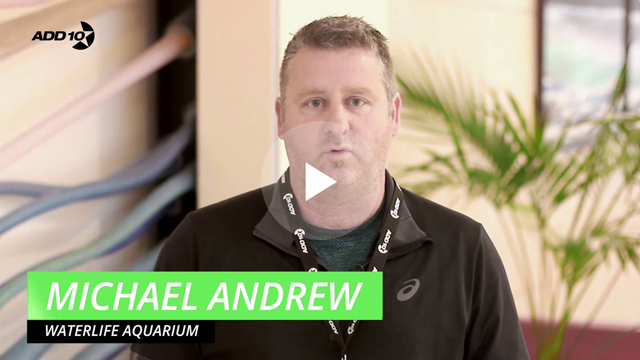 "[Add10Accelerator] ""From 15K/w to 80K/w and Exited For a Few Millions in 2 Years"" - Michael Andrew, Waterlife Aquarium"