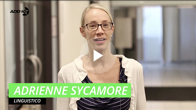 "[Add10 Accelerator Highlights] ""No Way Other Coaches Gave Me Time than What Casey Provides in Coaching"" – Adrienne Sycamore, Linguistico"